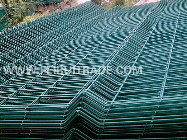 welded mesh panels